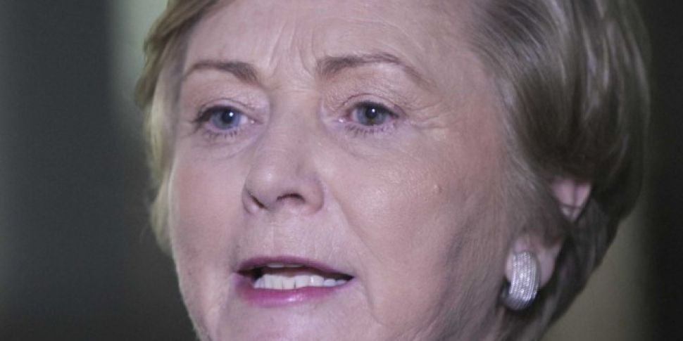 Tánaiste insists she does not...