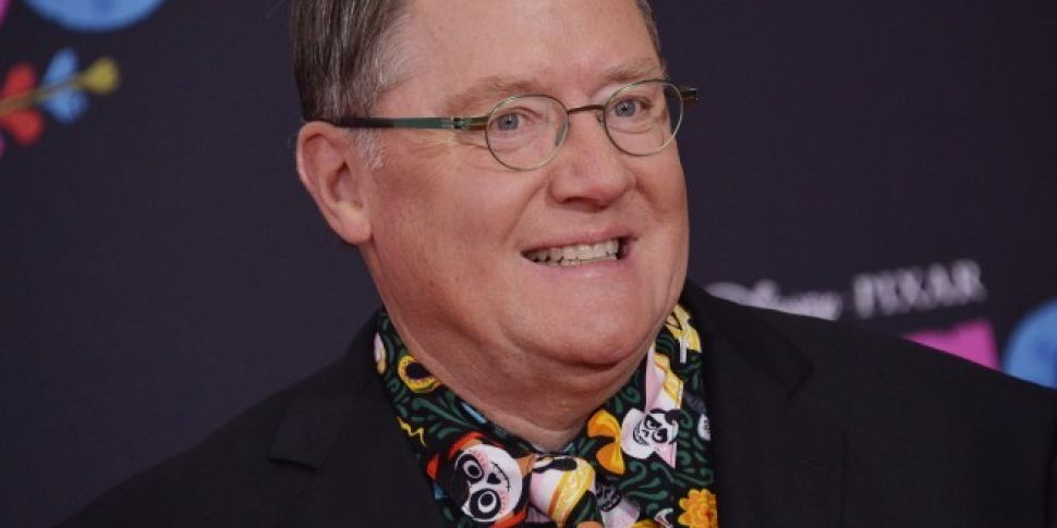 Pixar founder takes leave of a...