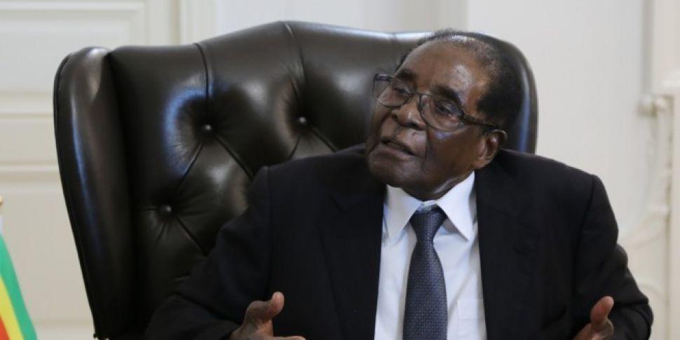 """Mugabe """"assured protection..."""