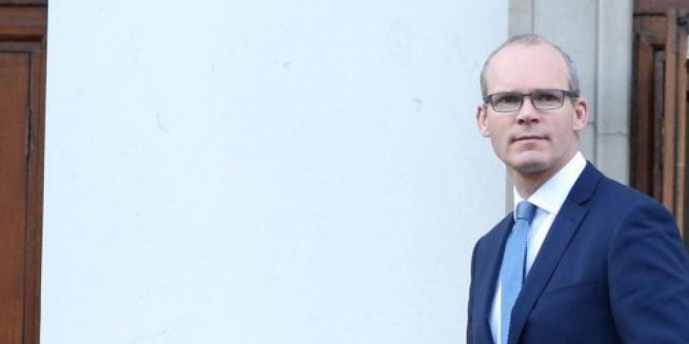 Simon Coveney insists 'the...