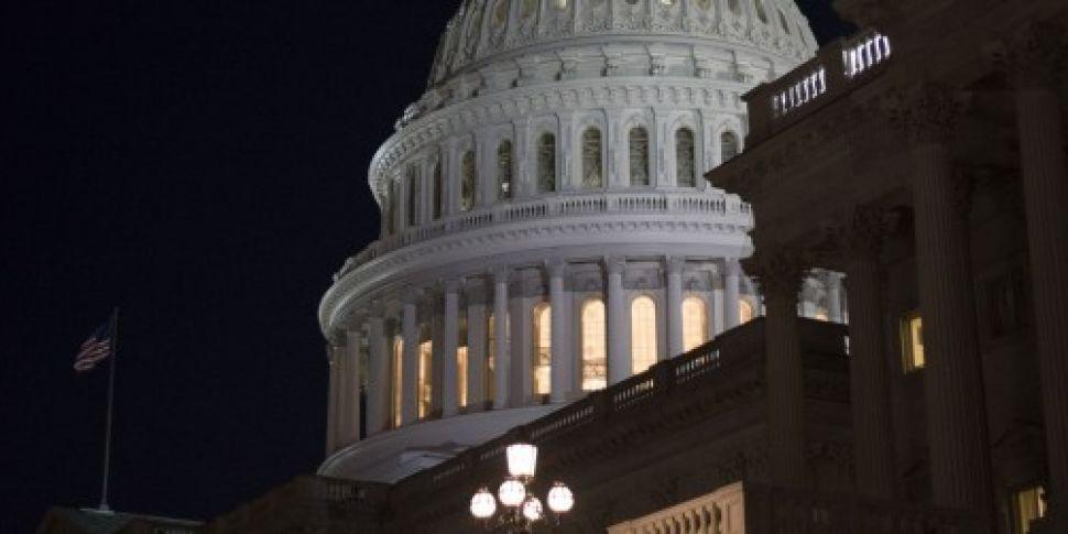 US Senate approves massive ove...