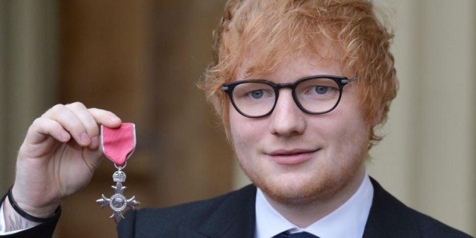 Famous Celebrity Believes Ed S...