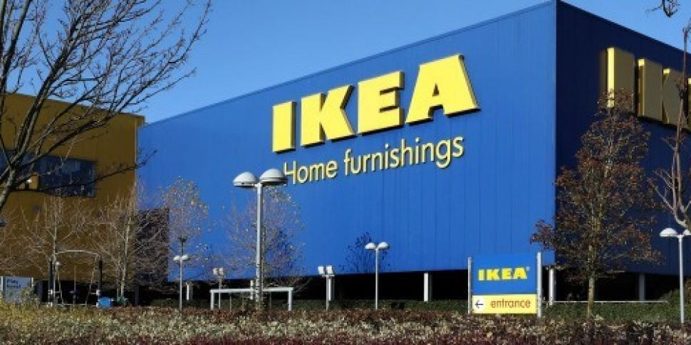 Ikea sales in Ireland grew by...