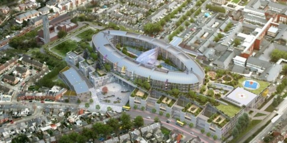 New Children's Hospital to rec...