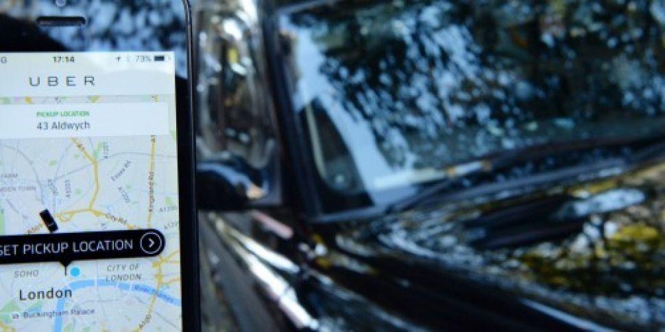 Uber boss apologises to people...