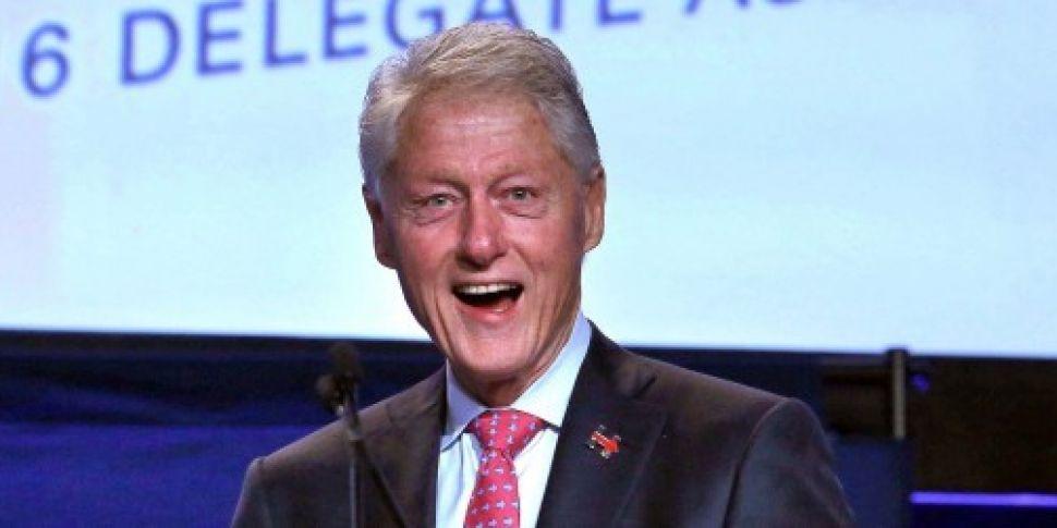 Bill Clinton to be awarded hon...