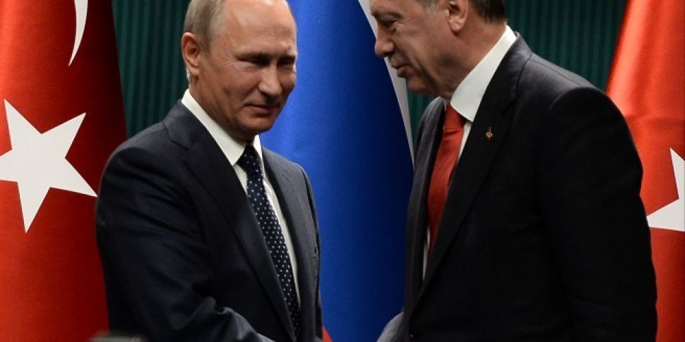 Putin says conditions for peac...
