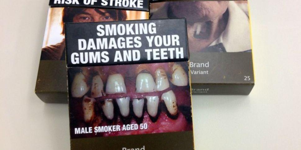 Plain Cigarette Packaging Kick...