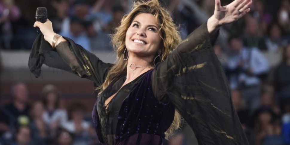 Singer Shania Twain adds secon...