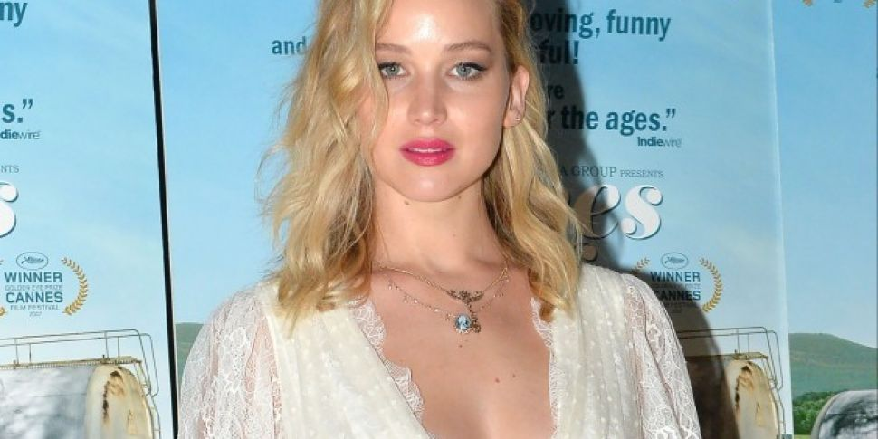 Jennifer Lawrence speaks out o...
