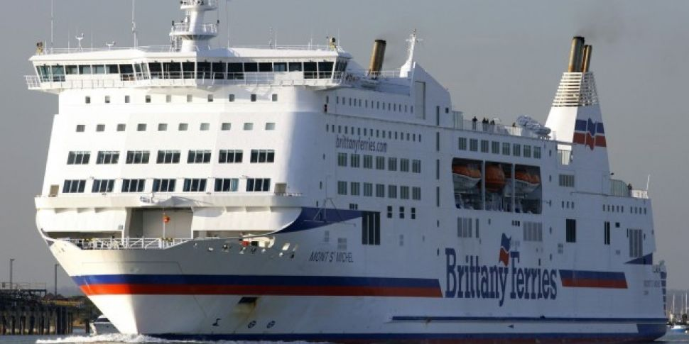 Ferry sailings cancelled in th...