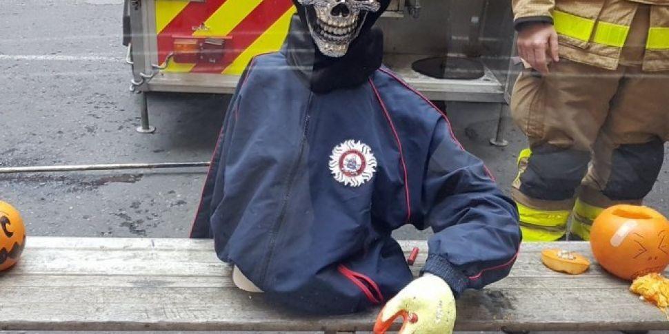 Dublin Fire Brigade issues Hal...