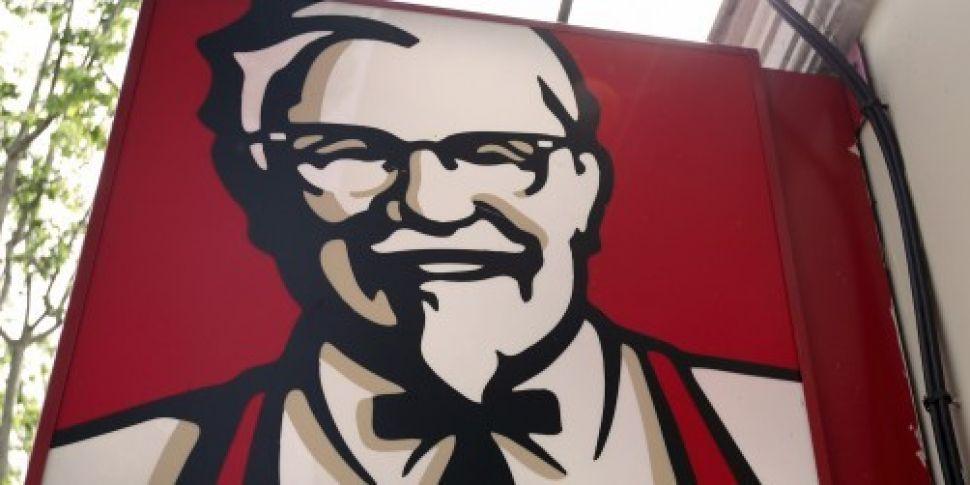 KFC's Twitter account is r...