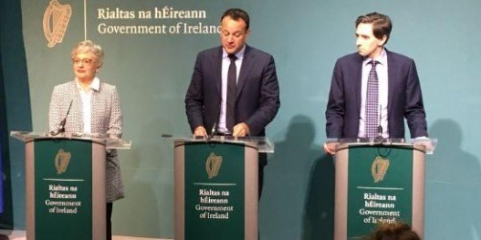 Taoiseach confirms Cabinet app...