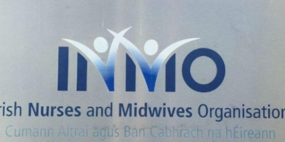 INMO says hospital overcrowdin...