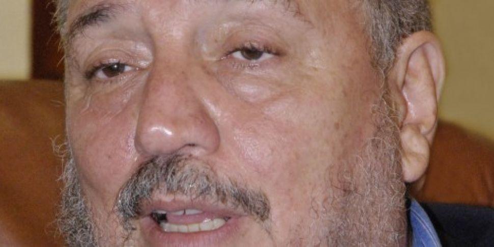 Late Cuban leader Fidel Castro...