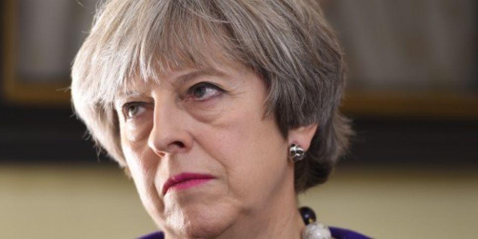 UK PM Theresa May could face o...