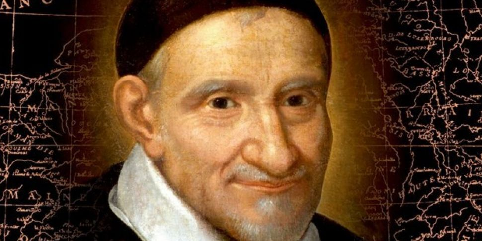 Who was St Vincent De Paul?
