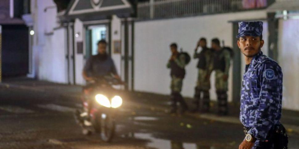 Maldives thrown into turmoil a...