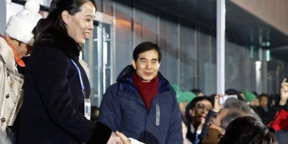 Sister of Kim Jong Un shares h...