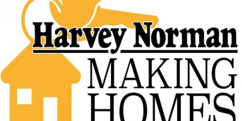 Harvey Norman teams up with Pe...
