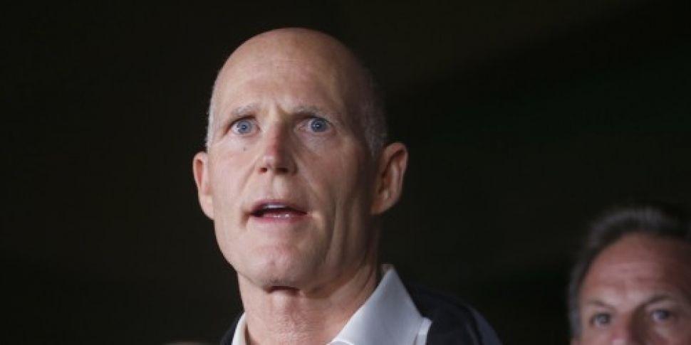 Florida governor says 'the...
