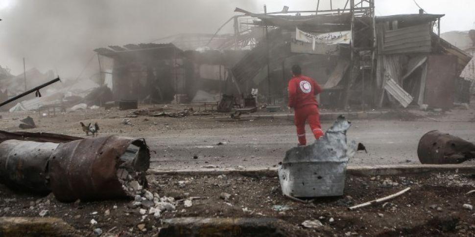 """""""Hell on earth"""" Humani..."""