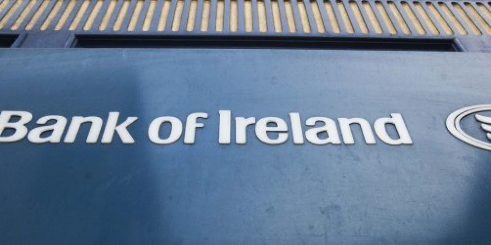 Bank of Ireland has 'zero...