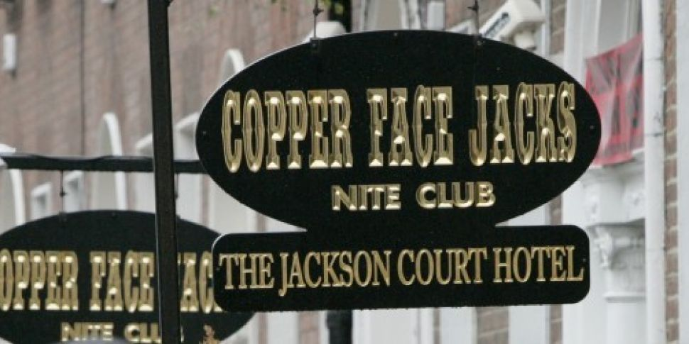 Dublin's Copper Face Jacks...