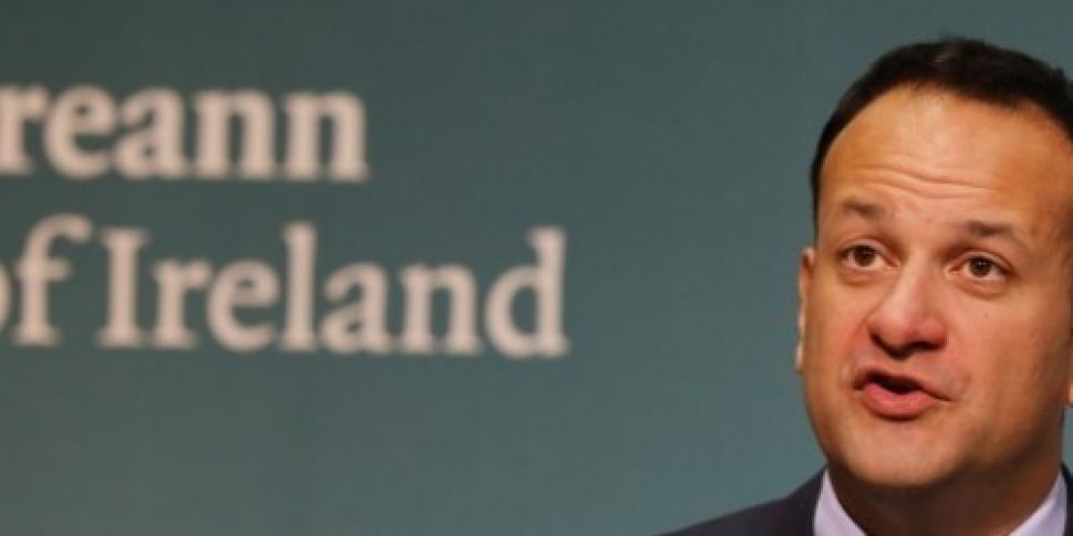 Taoiseach requests Friday Dáil...