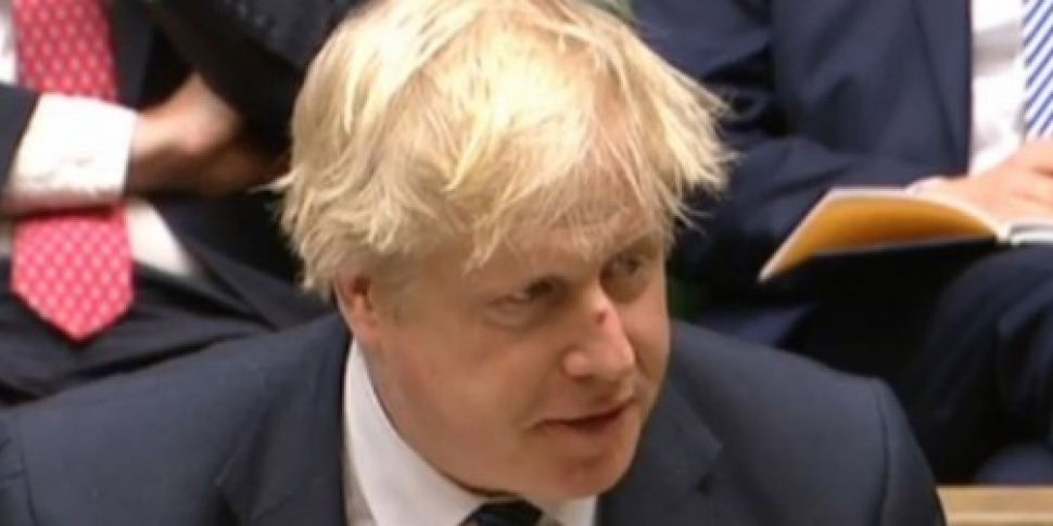 Boris Johnson criticised over...