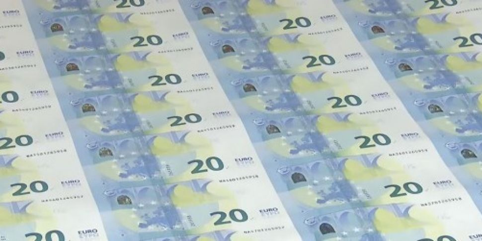 Central Bank could stop printi...