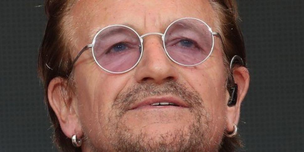 Bono apologises over abuse and...