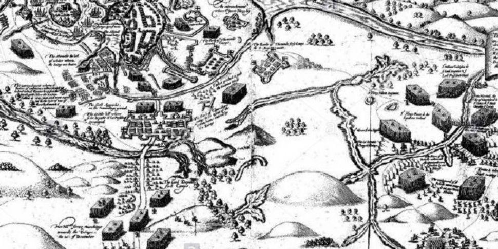 The Battle of Kinsale