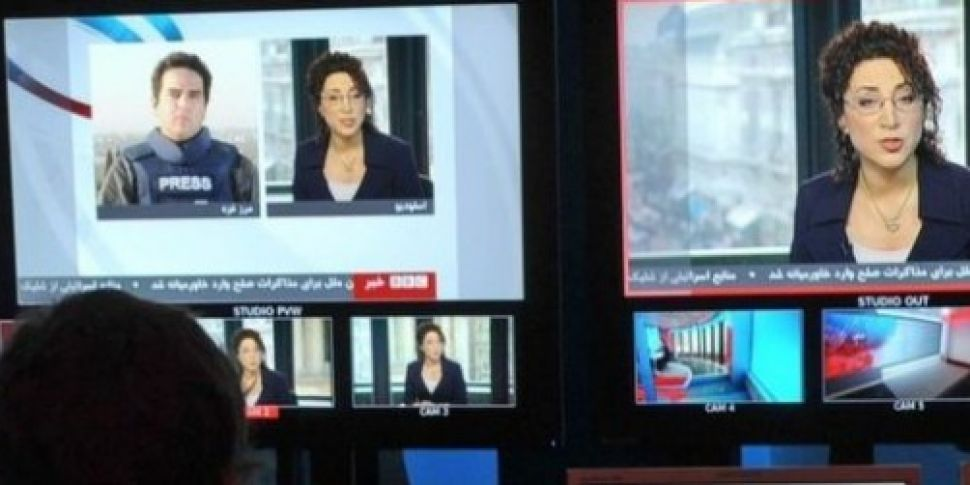 BBC makes appeal to UN to prot...