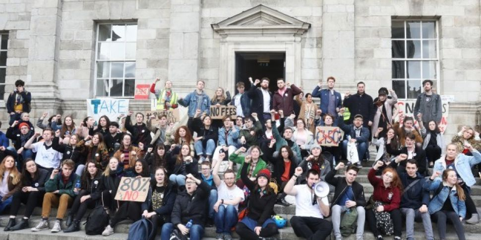 Trinity students vow to contin...