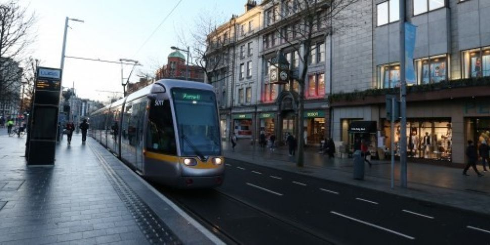 Calls for more Luas trams as G...