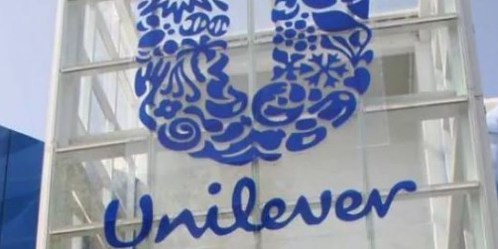 Consumer giant Unilever to mov...