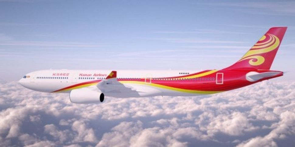 Chinese airline announces dire...