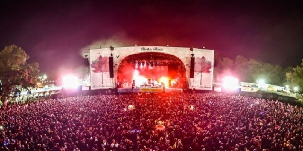 Electric Picnic 2018 tickets h...