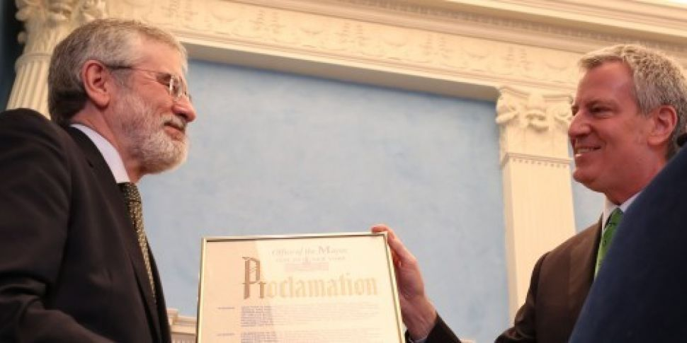 Mayor of New York declares tod...