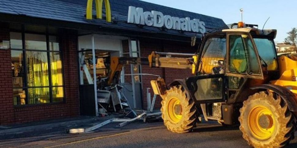 Limerick McDonald's badly...