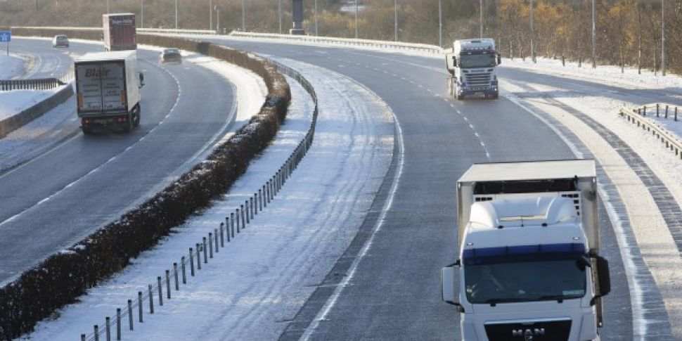 Motorists urged to take care a...