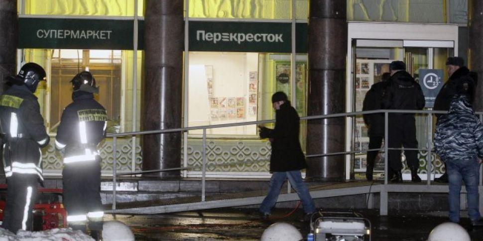 Putin labels St Petersburg exp...