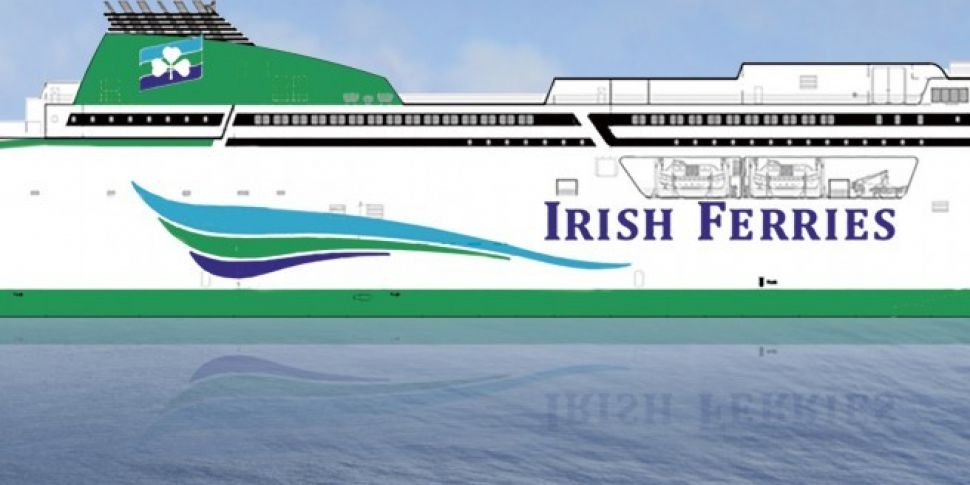 Irish Ferries announces €165m plan for the world'