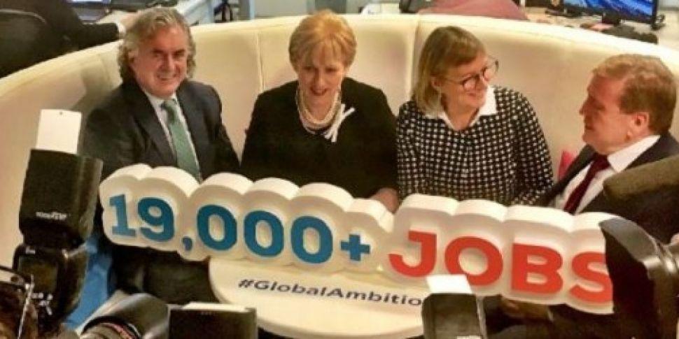 Over 19,000 jobs created by En...