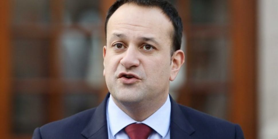 Taoiseach admits need to open...