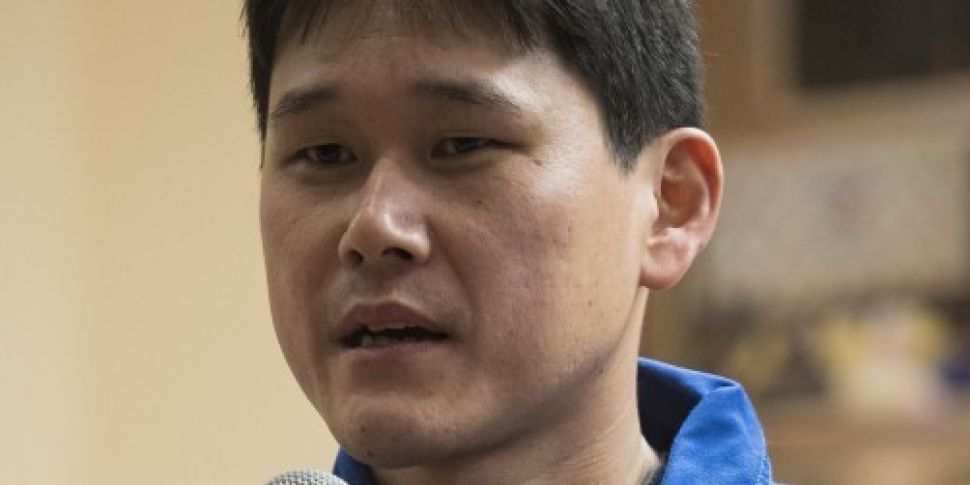Japanese ISS astronaut apologi...