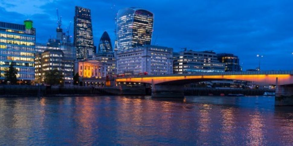 Report warns London could see...