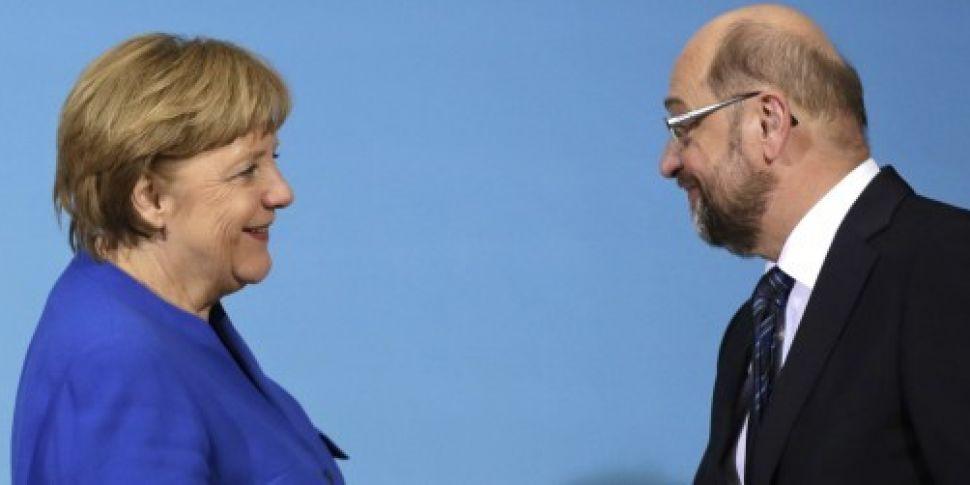 Largest German parties agree b...